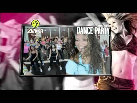 ZUMBA FITNESS DANCE PARTY - 2CD - TV-Spot - YouTube 4137db333e9