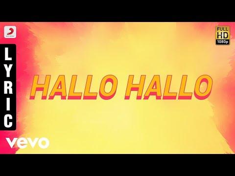 Manitha Manitha - Hallo Hallo Tamil Lyric | A.R. Rahman | Nagma