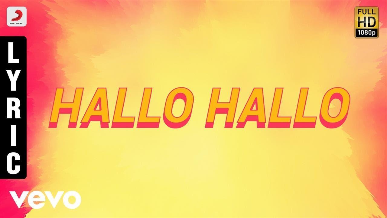Manitha Manitha - Hallo Hallo Tamil Lyric | A.R. Rahman | Nagma #1