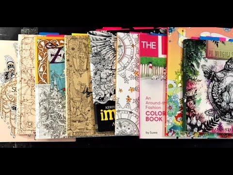 Color Book Backgrounds - Decisions Decisions