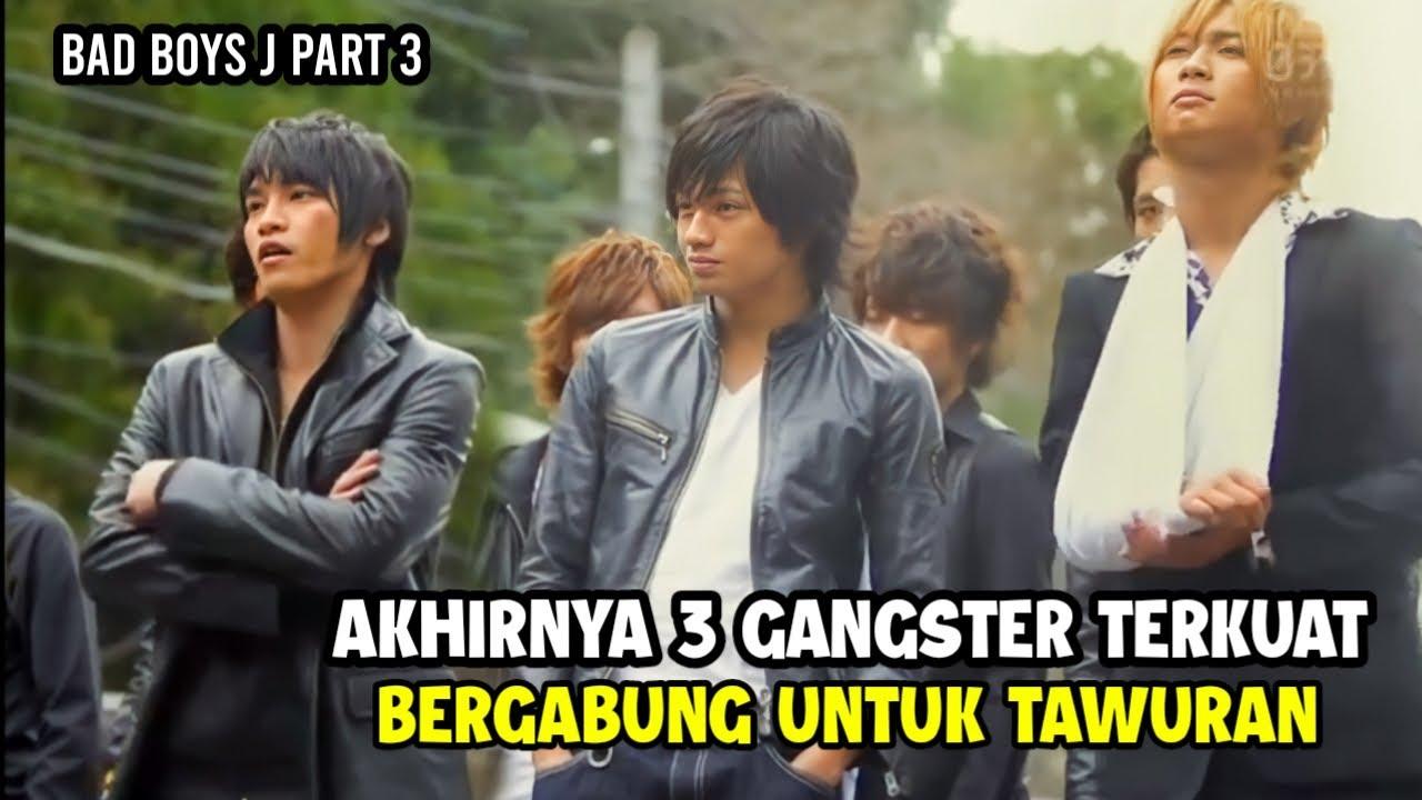 Download 3 GANGSTER TERATAS MELAWAN GANGSTER PENDATANG - Alur Cerita film BAD BOYS J end