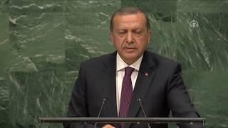 recep tayyip erdoğan bm konuşması yollar bizimdir şarkısı ile klip