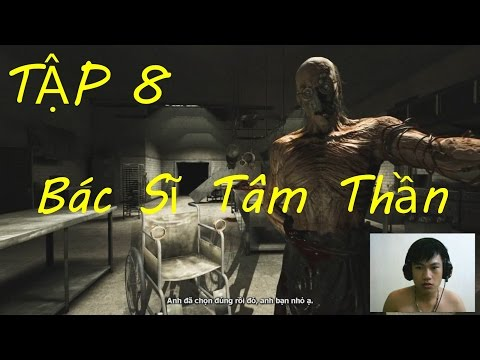 TẬP 8 : Game Kinh Dị Outlast - Tiền Zombie v4