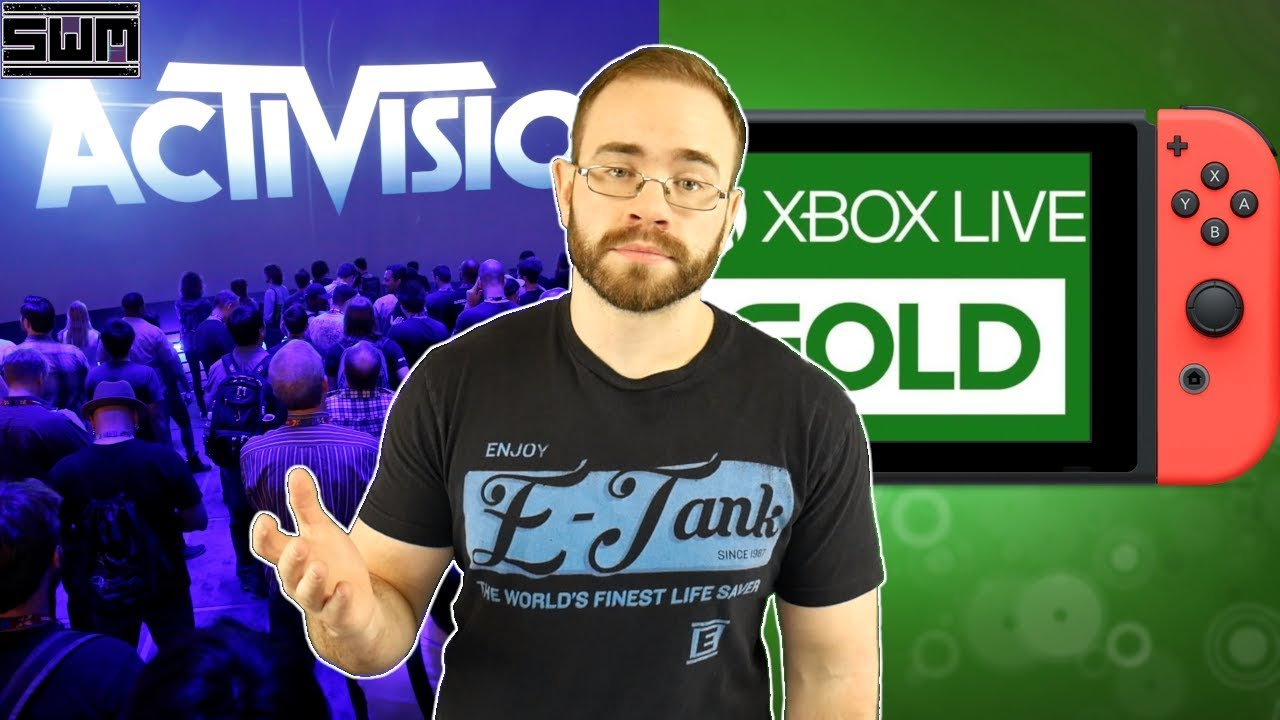 Activision Layoffs, Xbox Live On Nintendo Switch, Secret of Mana And Your Comments | Saturday Show