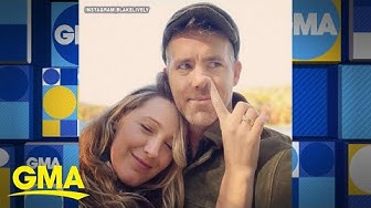 Blake Lively talks what's off limits in social media digs with Ryan Reynolds l GMA