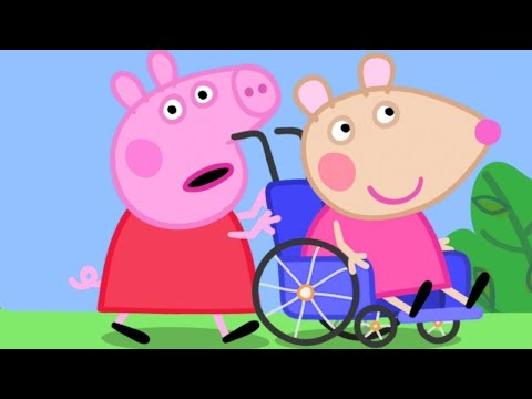 Peppa Pig English Episodes | Meet Mandy Mouse Now! #12 | Peppa Pig