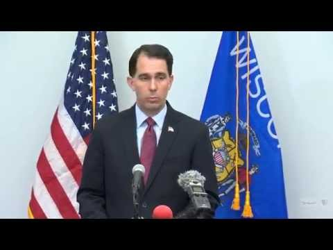 WPT Here and Now: Gov. Scott Walker Announces Presidential Campaign Suspension