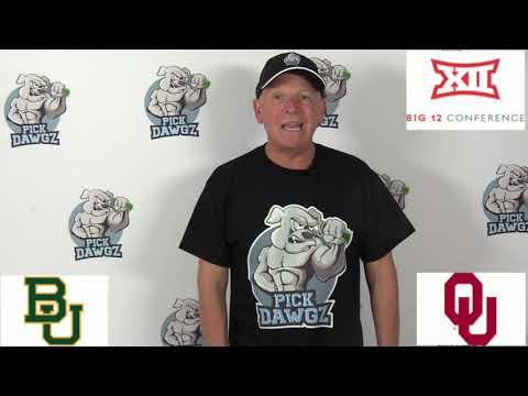Oklahoma vs Baylor 12/7/19 Free College Football Pick and Prediction Big 12 Championship