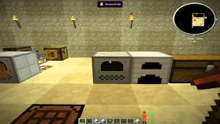 как Сделать Электропечь в Minecraft