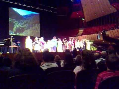 Opening Ceremony Subud World Congress Christchurch 2010