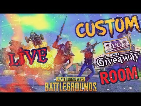 🔴 LIVE CUSTOM ROOM PUBG MOBILE LIVE| ANYONE CAN JOIN AND PLAY #UC GIVEAWAY🔴ROAD TO 4K mp3