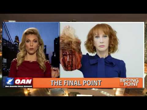 .@Liz_Wheeler: Welcome to the face of modern, liberal, progressive feminism: Kathy Griffin!