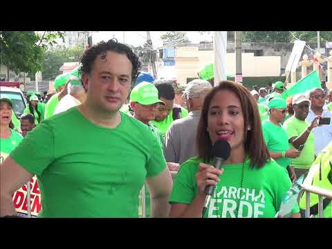 Marcha Verde Santo Domingo   28 January 2018