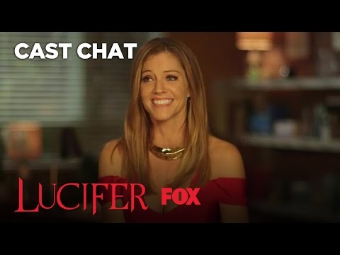 The Cast Of Lucifer Guess Their Character's New Year's Resolutions | Season 2 | LUCIFER