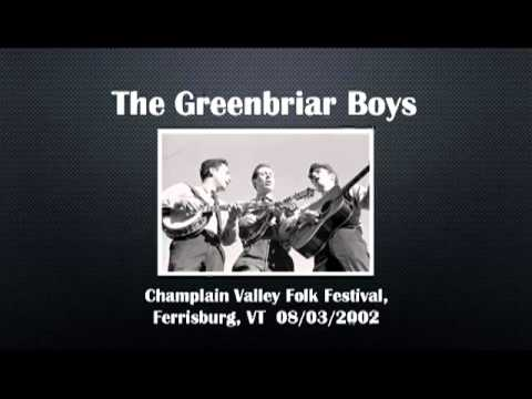 Greenbriar Boys The Greenbriar Boys
