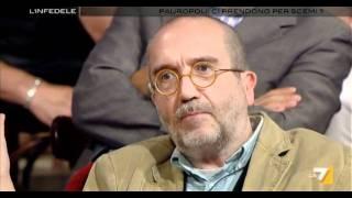 Oneto all'Infedele: Bossi è sotto contratto notarile con Berlusconi