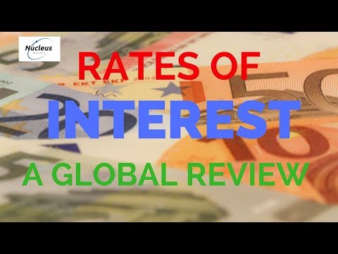 Nucleus Insights : Rates of Interest, a global review