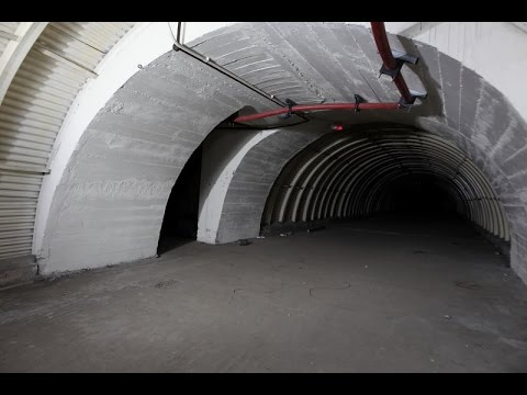 EXPLORING Underground WW2 Tunnels - EQUIPMENT DATED 1941!