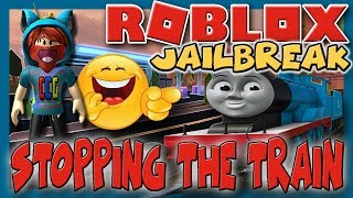 ROBLOX LIVE STREAM - France JAILBREAK STOPPANT LE TRAIN (FR) souligner