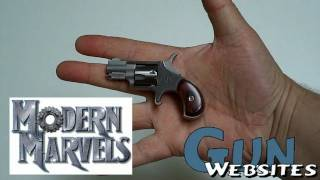 Modern Marvels: Tiny Weapons