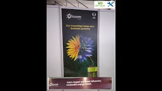 Visit to REI(Renewable Energy Expo of India) 2018, Greater Noida