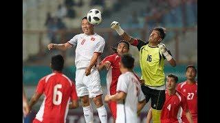 Song Đức lập công, U23 Việt Nam chính thức vào vòng knock-out ASIAD 2018