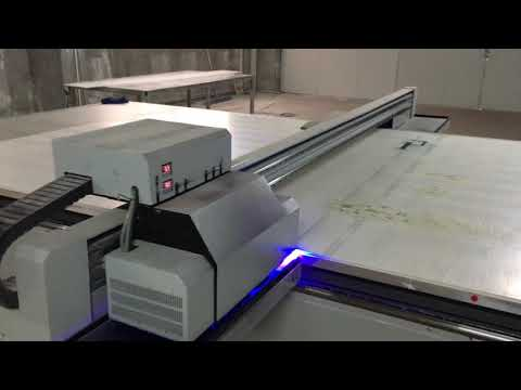 4D Printing On WPC Wall Panel