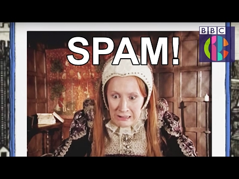 Horrible Histories | Lady Jane Grey Online Spam | CBBC