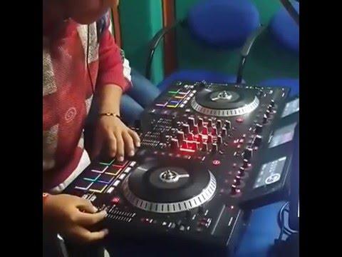 Presentacion de DJ Brandon T. en Radio Turbo Guaranda