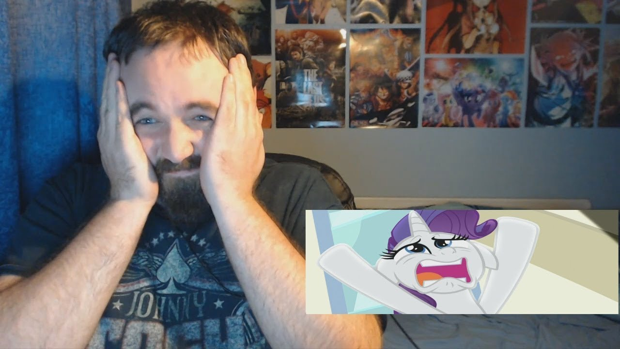 Download Luffy Reacts - MLP S9 E19 - Dragon Dropped