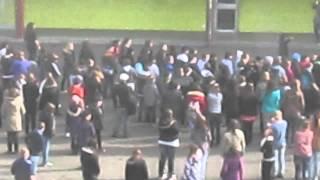 Grund- und Realschule plus Gerolstein Nossa Tanzflash