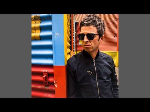 Noel Gallagher's High Flying Birds, Studio 105 France Inter   Nov 20, 2017