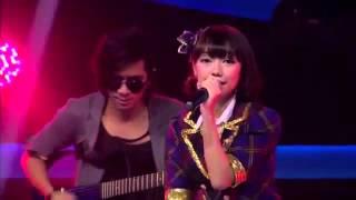 J-rocks Feat. Yonajkt48 Kaucuri Lagi At Iclub48