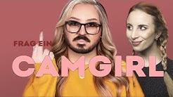 Staiy REAGIERT auf Frag ein Camgirl feat Hanna Secret