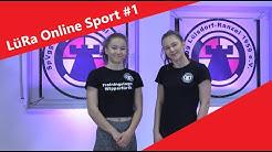 LüRa Online Sport #1| 30 MINUTEN WORKOUT UND ALLGEMEINE FITNESS