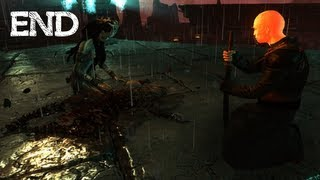 Shadow Warrior Ending Boss Fight Last Mission Chapter 17  If This Is Victory... After Credits Scene