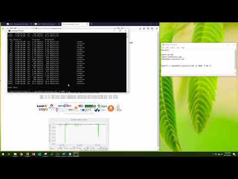 How To Use IPerf3 With Public Servers On A Windows Machine