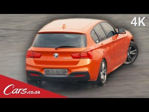 Sideways in BMW's Super Hatch - M140i Review