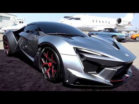 2017 Fenyr SuperSport New Model