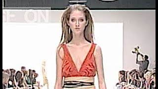RUFFO Spring Summer 2001 Milan - Fashion Channel