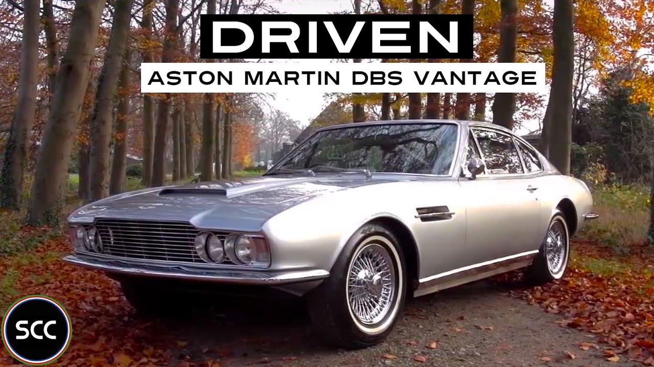 Aston Martin Dbs Vantage 1969 Test Drive In Top Gear Engine Sound Scc Tv Youtube