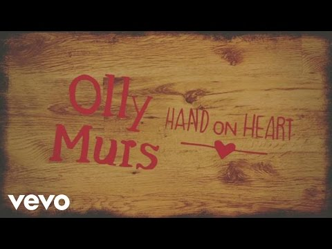 Olly Murs - Hand on Heart (Lyric)