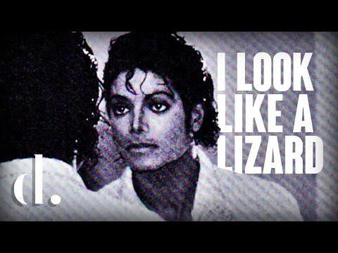 Michael Jackson on Body Image & Plastic Surgery   the detail.