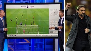 Analyzing Manchester City's defensive breakdowns against Norwich | Tactics Session | NBC Sports