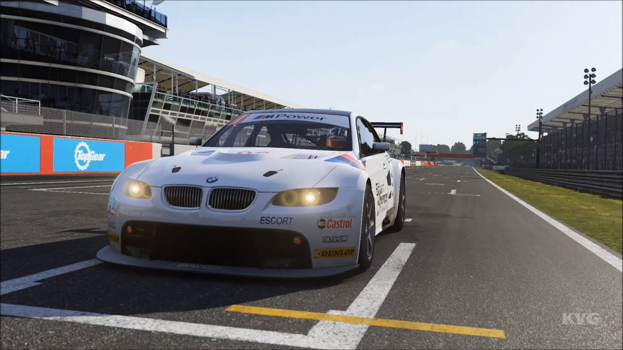 Forza Motorsport 6 - BMW #92 Rahal Letterman Racing M3 GT2 2009 ...