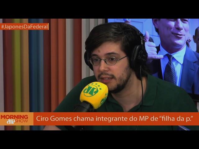 """""""Explosivo"""", Ciro Gomes cria mais uma polêmica"""