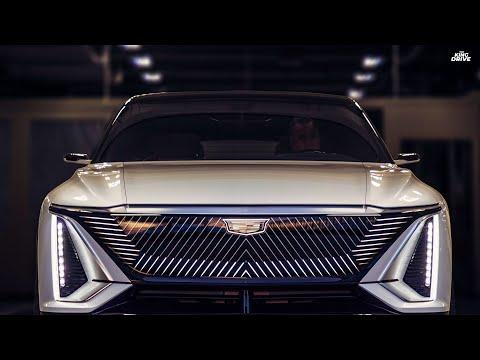 Новый Cadillac Lyriq: удар по немецкому премиуму// Bentley разрабатывает революционный электромотор