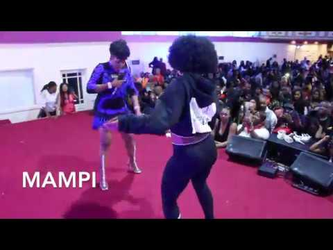 Mampi - Zambian Independence London - Zambian TV