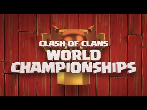Clash of Clans World Championships coming in 2019!