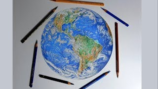 Drawing Planet Earth